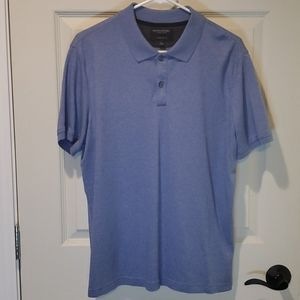 "BANANA REPUBLIC S/S ""Luxury Touch"" Polo Shirt"